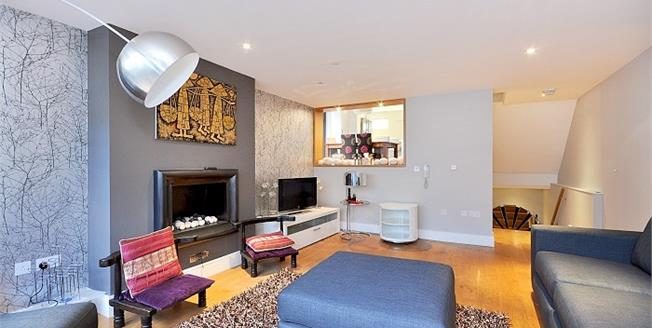 £3,683  per Calendar Month (Calculated), 3 Bedroom Terraced House To Rent in London, SW11