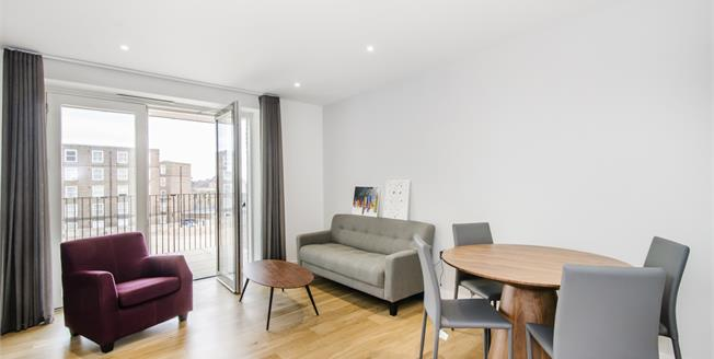£1,971  per Calendar Month (Calculated), 2 Bedroom Apartment To Rent in London, SW11