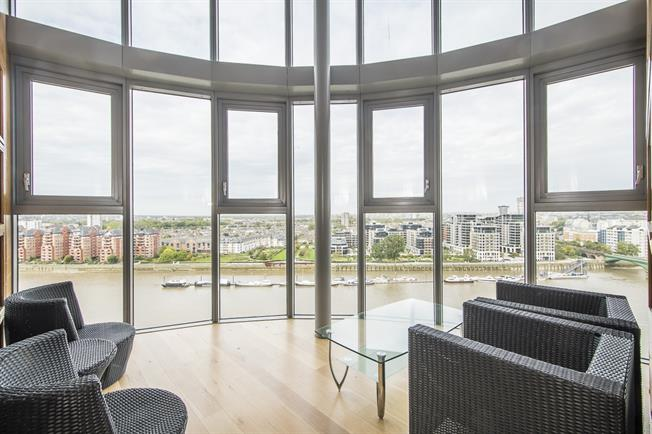 £4,333  per Calendar Month (Calculated), 3 Bedroom Duplex Apartment To Rent in London, SW11