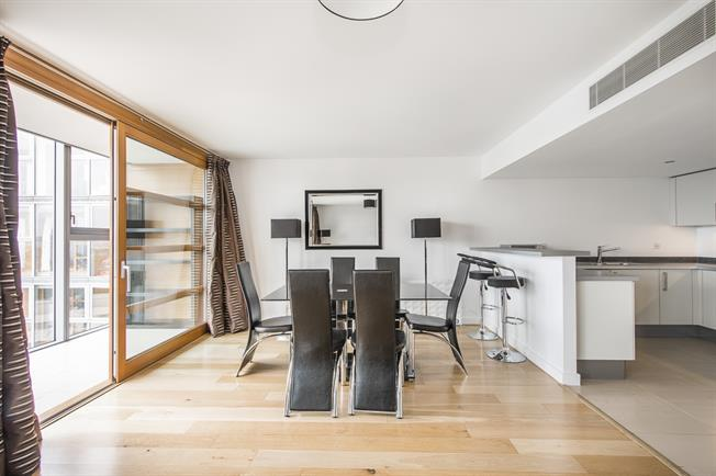 £2,730  per Calendar Month (Calculated), 2 Bedroom Apartment To Rent in London, SW11