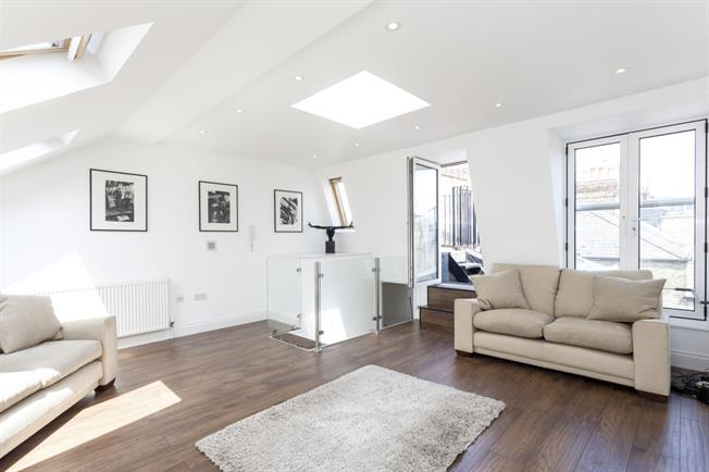 £2,275  per Calendar Month (Calculated), 2 Bedroom Apartment To Rent in London, SW11
