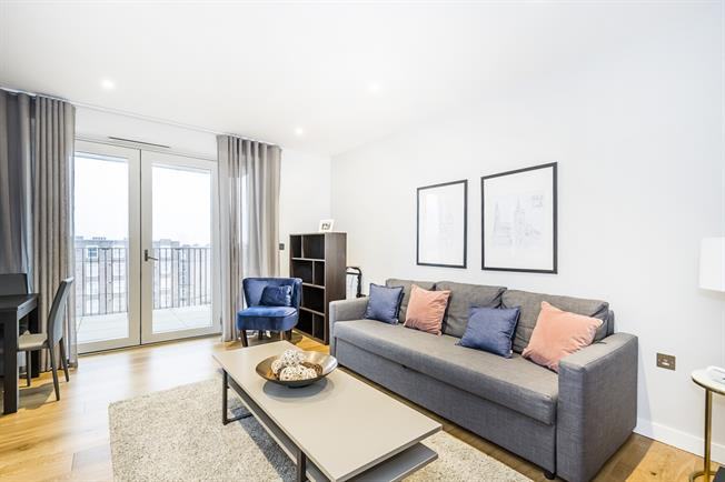 £4,116  per Calendar Month (Calculated), 2 Bedroom Apartment To Rent in London, SW11