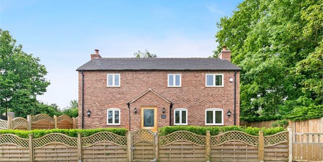 £1,650 per Calendar Month, 4 Bedroom Detached House To Rent in Pillerton Priors, CV35