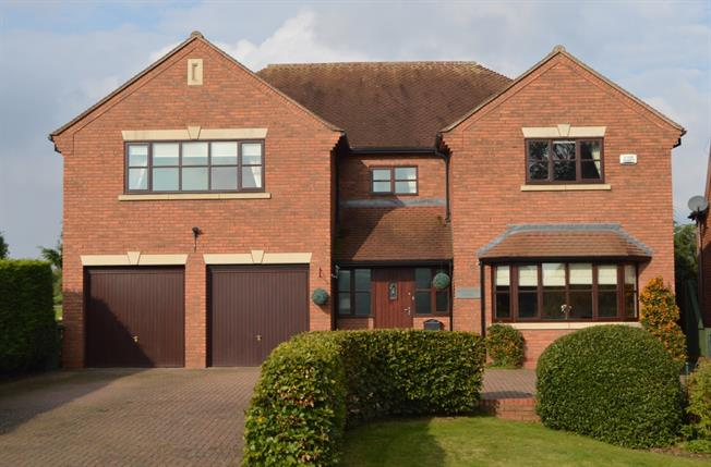 £2,200 per Calendar Month, 5 Bedroom Detached House To Rent in Bubbenhall, CV8