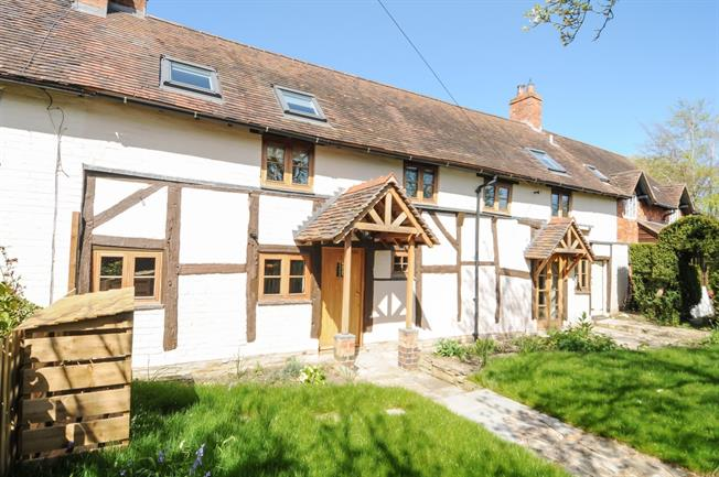 £1,250 per Calendar Month, 2 Bedroom Cottage House To Rent in Long Marston, CV37