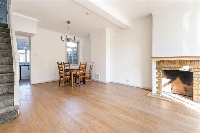 £1,550 per Calendar Month, 2 Bedroom House To Rent in London, SW16