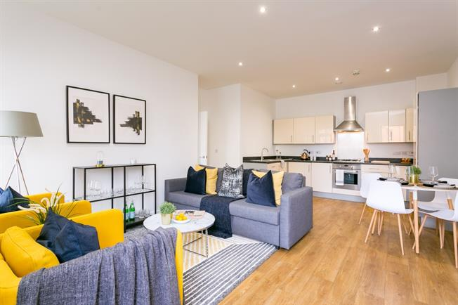 £2,166  per Calendar Month (Calculated), 2 Bedroom Apartment To Rent in London, SW12