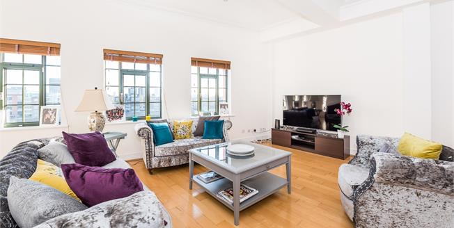 £3,250 per Calendar Month, 2 Bedroom Apartment To Rent in London, SW13