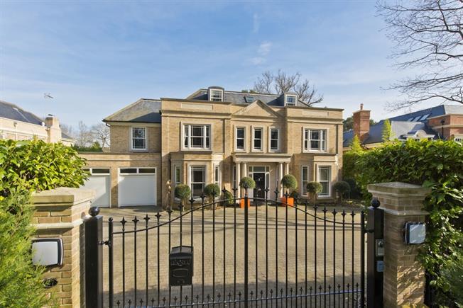 £14,000 per Calendar Month, 7 Bedroom Detached House To Rent in Hersham, KT12