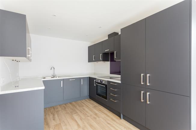 £2,496  per Calendar Month (Calculated), 1 Bedroom Apartment To Rent in Shepperton, TW17
