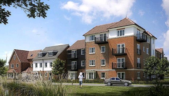 £995 per Calendar Month, 1 Bedroom Penthouse To Rent in Dunton Green, TN14