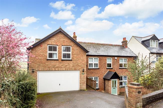 £2,295 per Calendar Month, 4 Bedroom Detached House To Rent in Biggin Hill, TN16