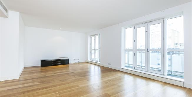 £4,225  per Calendar Month (Calculated), 3 Bedroom House To Rent in London, E14