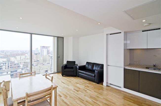 £1,900 per Calendar Month, 1 Bedroom Apartment To Rent in London, E14