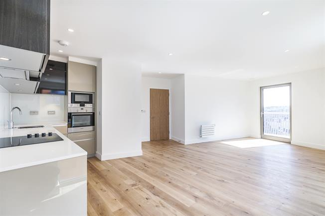 £1,733  per Calendar Month (Calculated), 2 Bedroom Apartment To Rent in London, E16