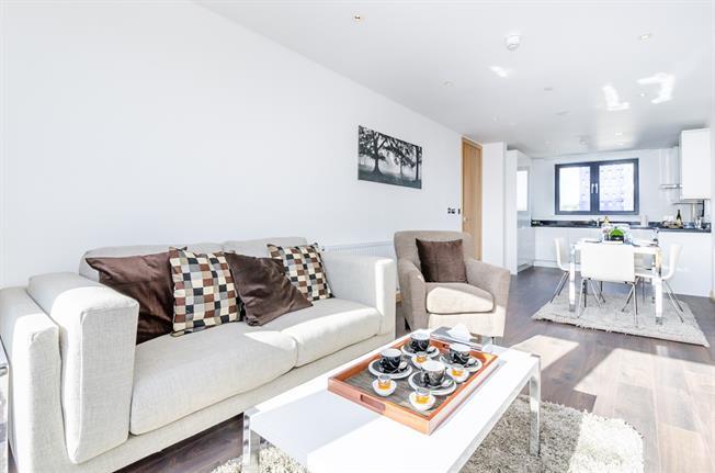 £1,700 per Calendar Month, 2 Bedroom Apartment To Rent in London, HA9