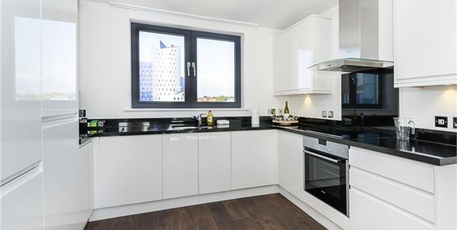 £1,890 per Calendar Month, 2 Bedroom Flat To Rent in Wembley, HA9