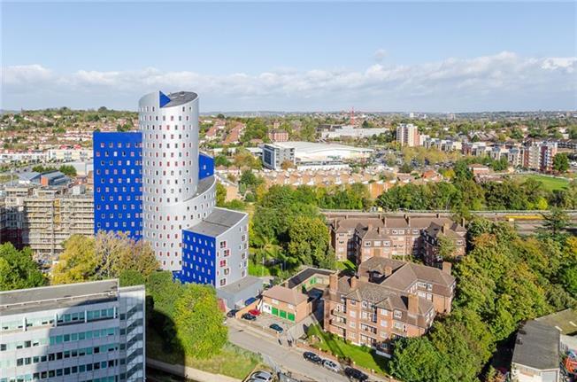 £1,517 per Calendar Month, 1 Bedroom Flat To Rent in Wembley, HA9