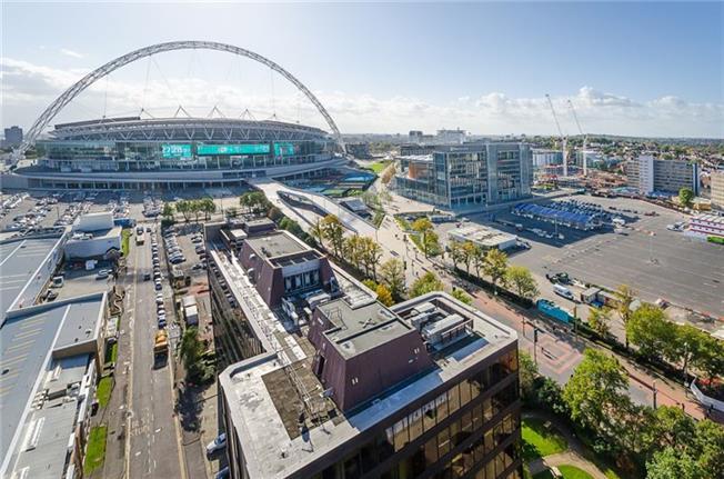 £1,798 per Calendar Month, 2 Bedroom Flat To Rent in Wembley, HA9