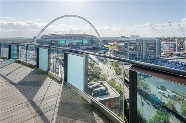 £1,603 per Calendar Month, 1 Bedroom Flat To Rent in Wembley, HA9
