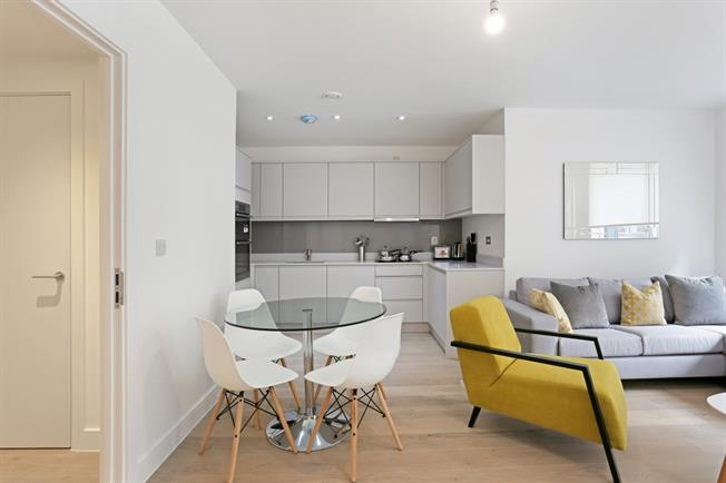 £2,396  per Calendar Month (Calculated), 2 Bedroom Apartment To Rent in London, NW9