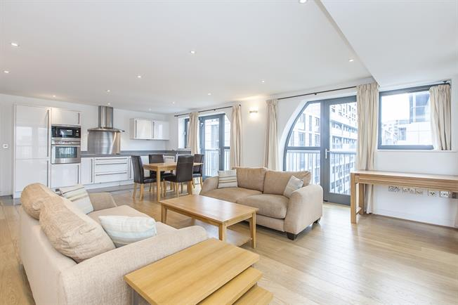 £2,100 per Calendar Month, 2 Bedroom Apartment To Rent in London, SE10
