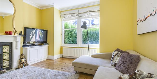 £4,333 per Calendar Month, 4 Bedroom House To Rent in London, SE13
