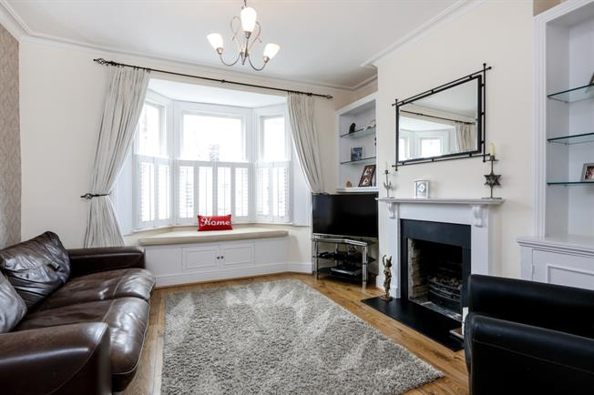 £5,416  per Calendar Month (Calculated), 5 Bedroom Terraced House To Rent in London, SW18