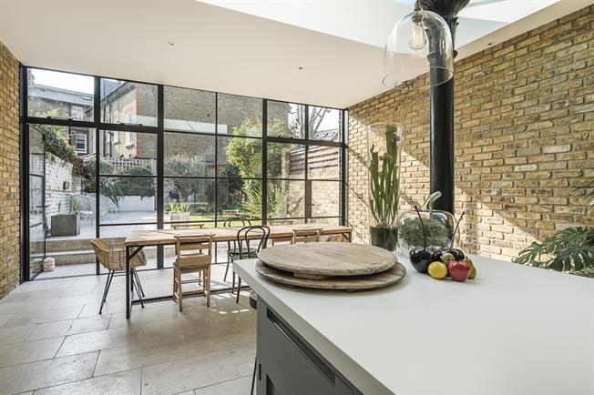 £4,950 per Calendar Month, 6 Bedroom Terraced House To Rent in London, SW18