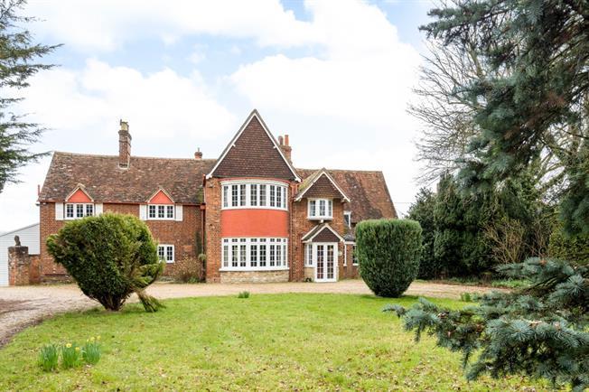 £3,000 per Calendar Month, 7 Bedroom Detached House To Rent in Abingdon, OX14