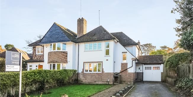 £2,300 per Calendar Month, 4 Bedroom House To Rent in Harpenden, AL5