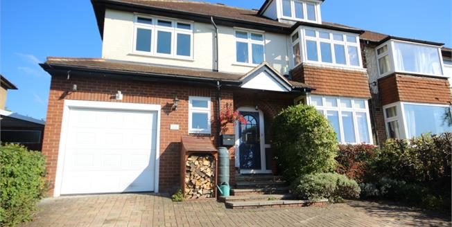 £2,150 per Calendar Month, 4 Bedroom Semi Detached House To Rent in Wheathampstead, AL4