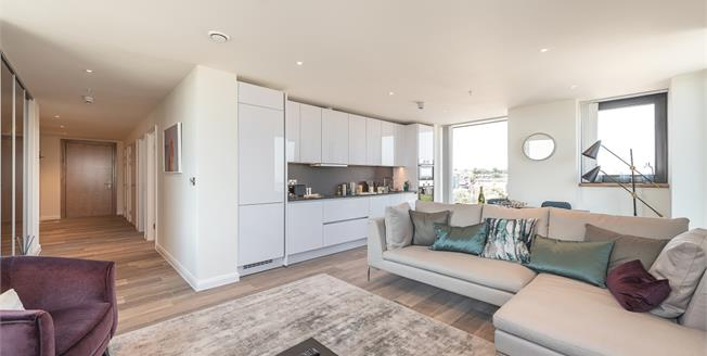£3,466  per Calendar Month (Calculated), 2 Bedroom Apartment To Rent in London, N19