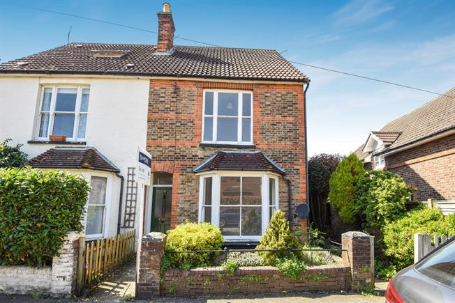 £1,645 per Calendar Month, 3 Bedroom Semi Detached House To Rent in Reigate, RH2