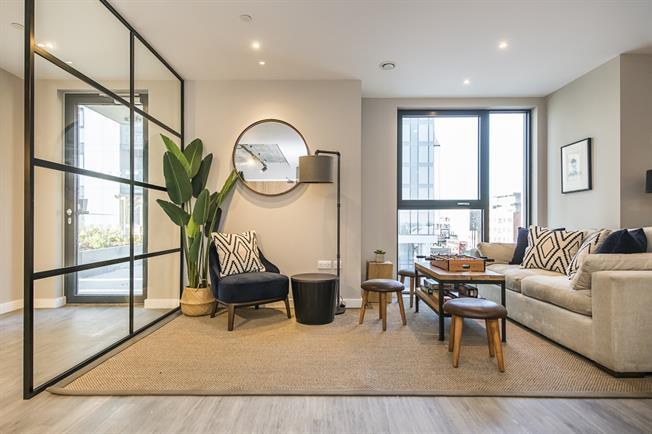 £1,150 per Calendar Month, 1 Bedroom Apartment To Rent in Sutton, SM1