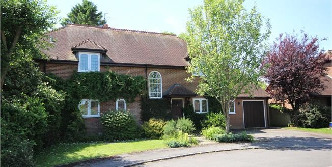 Guide Price £595,000, 5 Bedroom Detached House For Sale in East Tisted, GU34