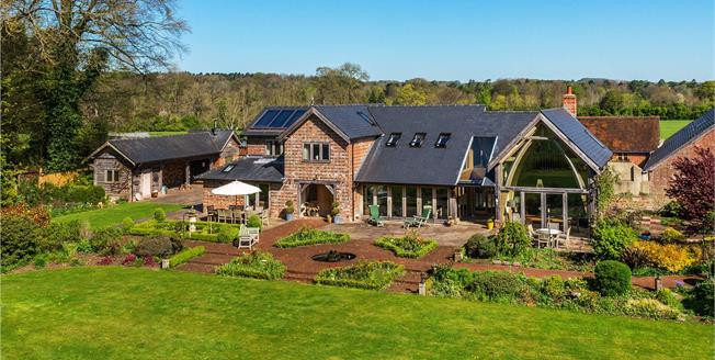 Offers in excess of £1,550,000, 6 Bedroom Detached House For Sale in Alton, Hampshire, GU34