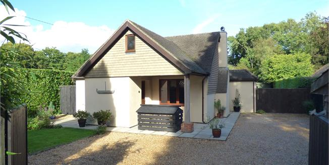 Guide Price £750,000, 4 Bedroom Detached House For Sale in Alton, Hampshire, GU34