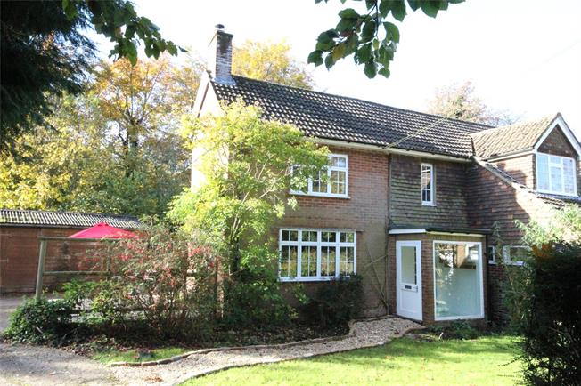 Offers in excess of £550,000, 5 Bedroom Semi Detached House For Sale in Hampshire, SO24