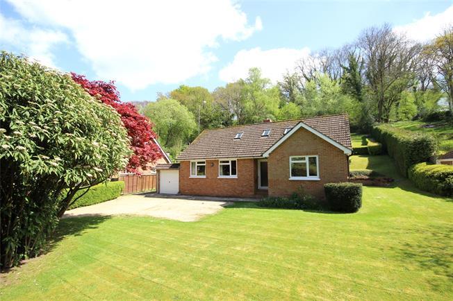 Offers in excess of £525,000, 4 Bedroom Bungalow For Sale in Beech, GU34