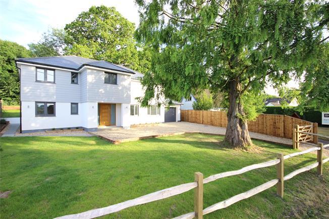Offers in excess of £850,000, 5 Bedroom Detached House For Sale in Bentley, GU10