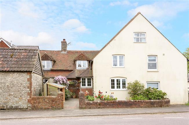 Guide Price £474,950, 4 Bedroom Terraced House For Sale in Binsted, GU34