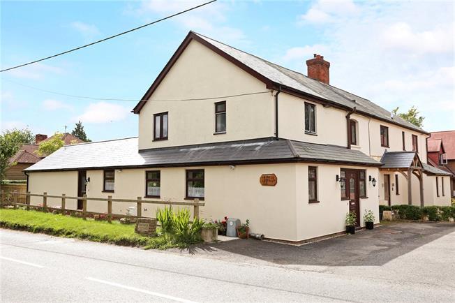 Asking Price £485,000, 4 Bedroom Semi Detached House For Sale in Medstead, GU34