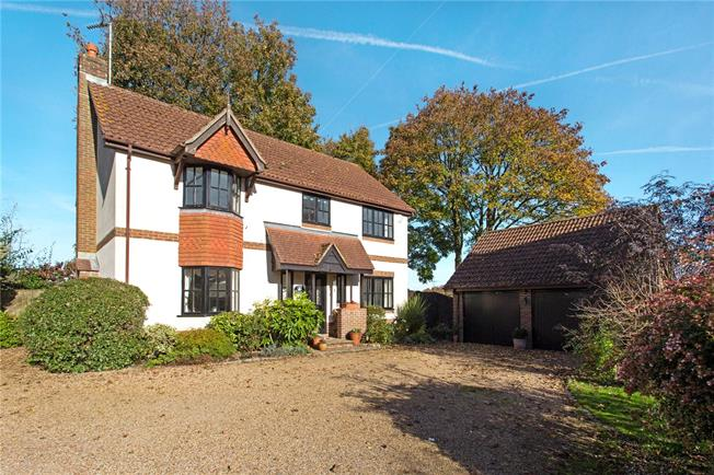 Guide Price £669,950, 4 Bedroom Detached House For Sale in Alton, Hampshire, GU34