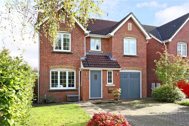 Guide Price £530,000, 4 Bedroom Detached House For Sale in Alton, GU34