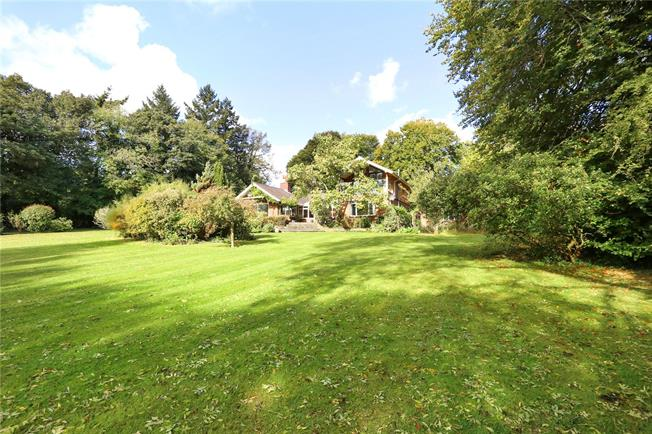 Guide Price £1,200,000, 5 Bedroom Detached House For Sale in Alton, Hampshire, GU34