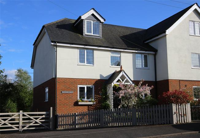 Offers in excess of £625,000, 4 Bedroom Semi Detached House For Sale in Hampshire, GU34