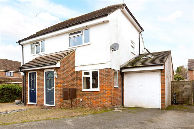 Asking Price £309,995, 3 Bedroom Semi Detached House For Sale in Holybourne, GU34