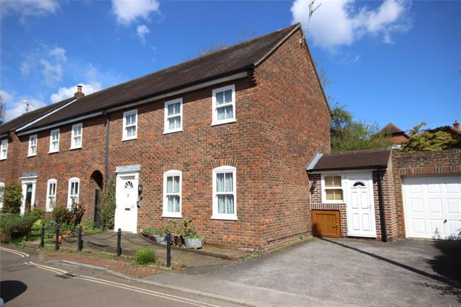 Offers in excess of £350,000, 3 Bedroom Semi Detached House For Sale in Alton, GU34