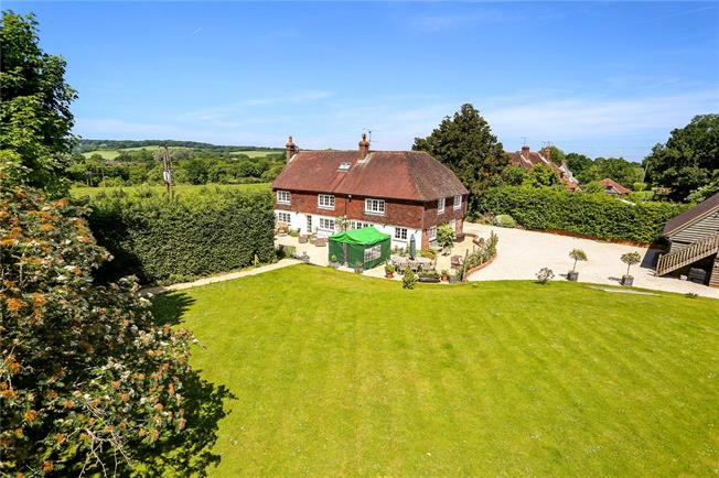 Guide Price £1,750,000, 7 Bedroom Detached House For Sale in Neatham, GU34